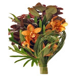 Cymbidium Orchids Charm Bouquet